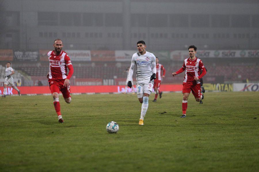 Dinamo – FCSB 0-1