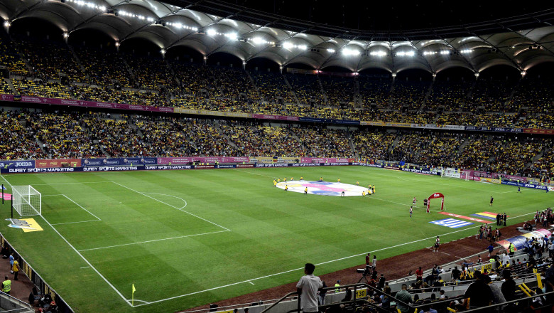 FCSB se mută de pe Arena Națională