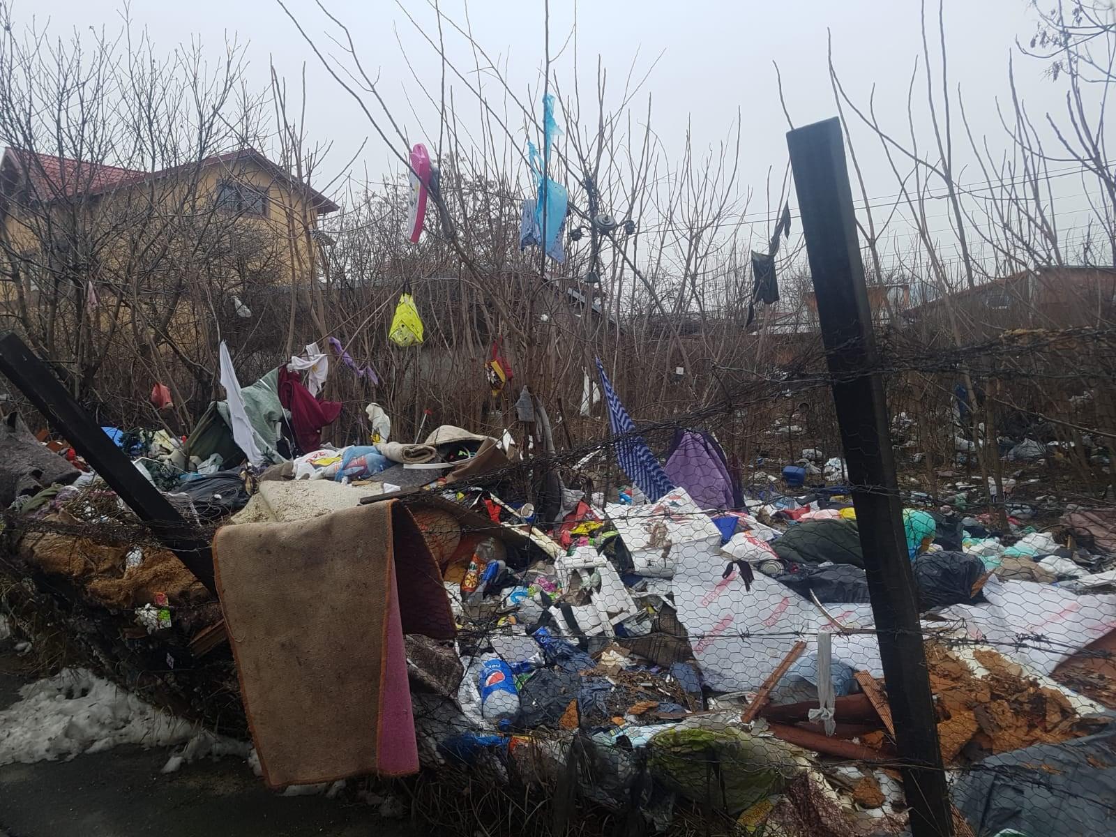 controale privind calitatea aerului și gestiunea deșeurilor