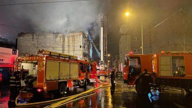 Photo of Incendiu în București! Pompierii au intervenit cu 11 autospeciale