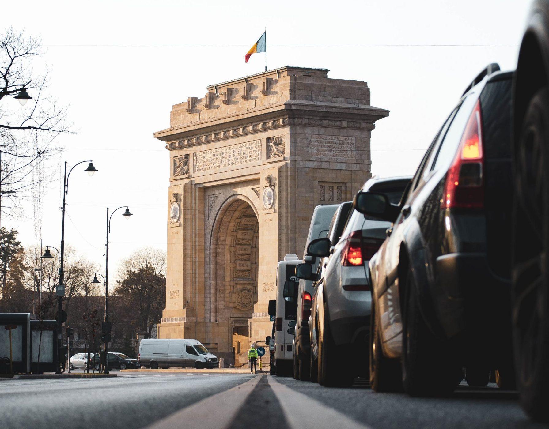 Centrul Infotrafic. Cum se circulă în drum spre mare sau munte dacă pleci din București
