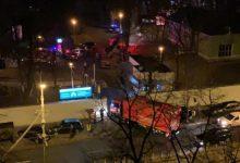 Photo of Risc de incendiu la Institutul Marius Nasta. Un ventilator extern al unității mobile ATI a luat foc