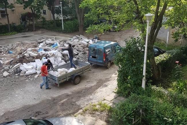 Mașinile celor care aruncă gunoaie pe domeniul public vor fi confiscate