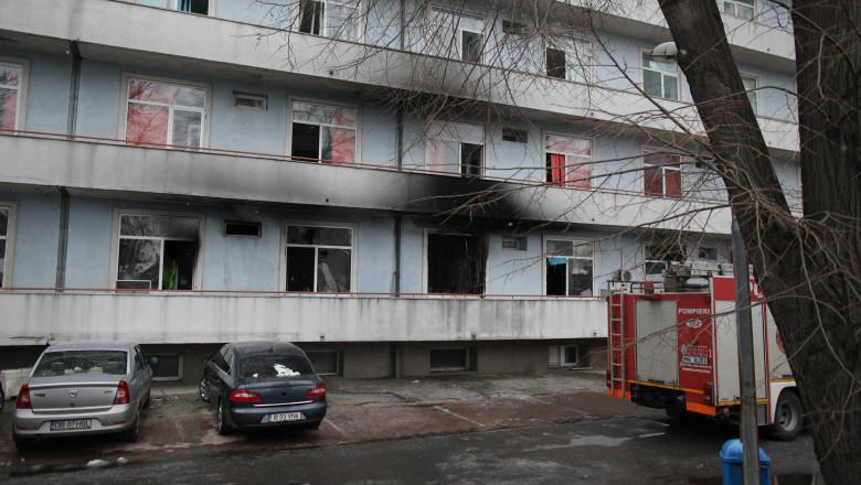 încă două decese în rândul pacienților de la Matei Balș