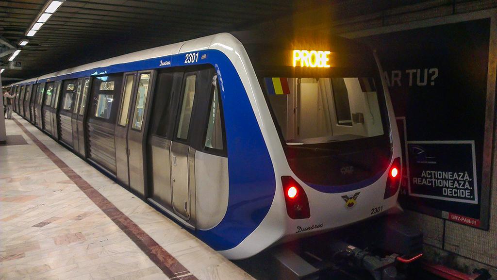 Metroul până la Aeroport