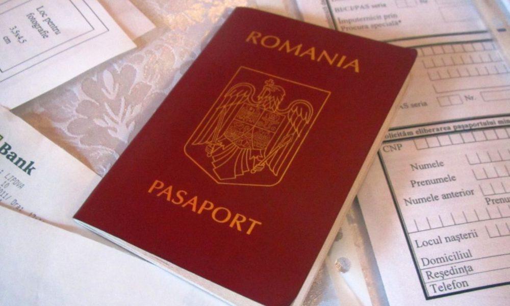 Unde se plătește taxa de pașaport în București