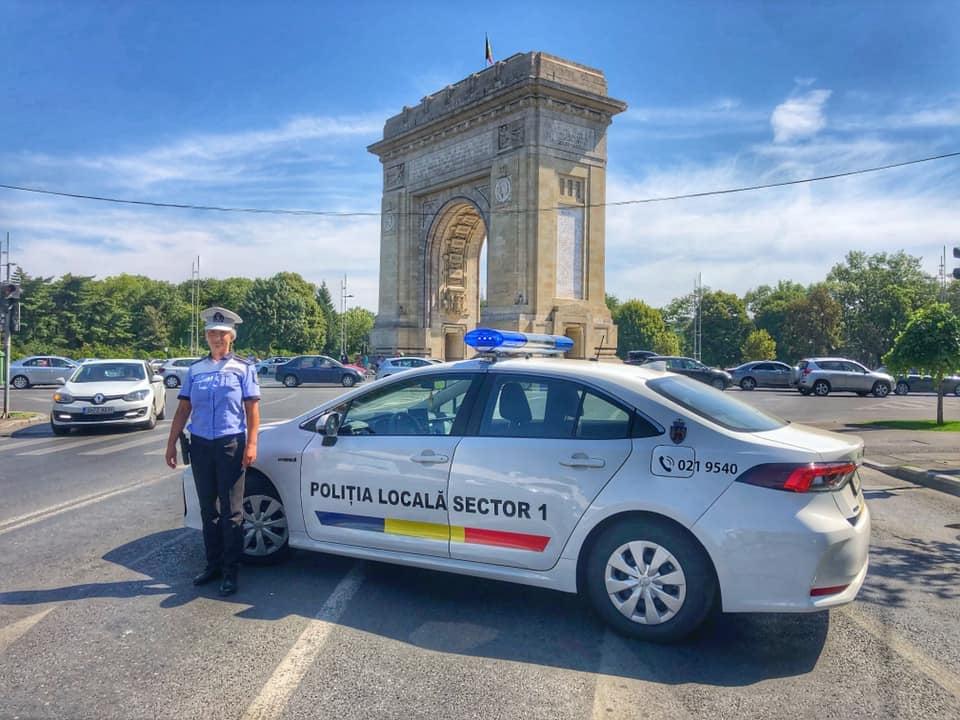 reformă în Poliția Locală Sector 1