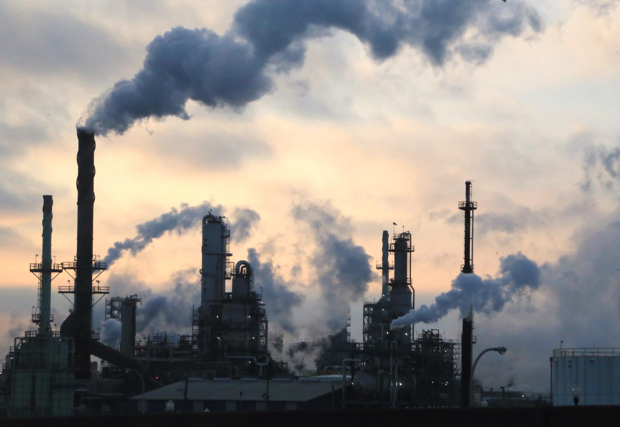 Cele mai poluate zone din București