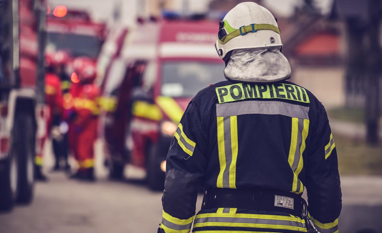 singurul pompier de la Institutul Marius Nasta e în concediu de șase luni