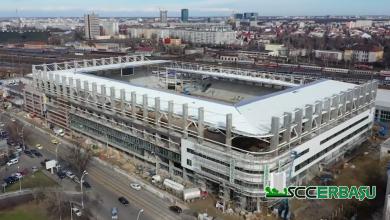 Photo of Cum arată în prezent stadionul Rapid. Imagini surprinse cu drona arată stadiul lucrărilor: Se apropie de intrarea în faza finală VIDEO
