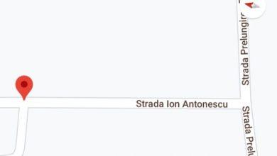 Photo of Strada Ion Antonescu a fost ștearsă de pe hartă. Cum s-a ajuns la această schimbare