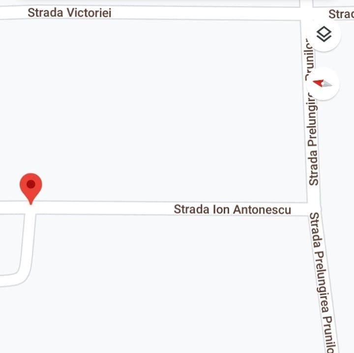 Strada Ion Antonescu din Ilfov a devenit strada Biruinței