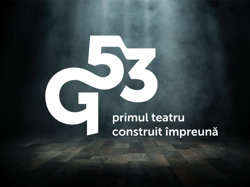 Actorii vând mărțișoare ca să facă un teatru în București