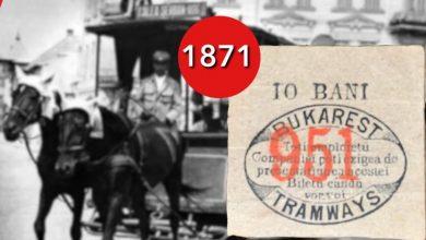 """Photo of De când mergem cu tramvaiul în București. Cine a stat la baza primului traseu de """"tramcar"""" din Capitală"""