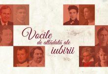 Photo of Scrisori de dragoste celebre, înregistrate audio de actorii Teatrului Nottara și disponibile online în luna februarie