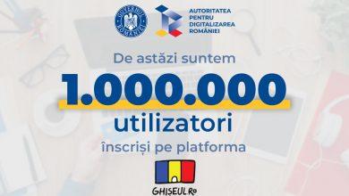 """Photo of 1 milion de utilizatori sunt înregistrați pe Ghișeul.ro pentru plata impozitelor. PS: Un bucureștean a făcut """"cifra rotundă"""""""