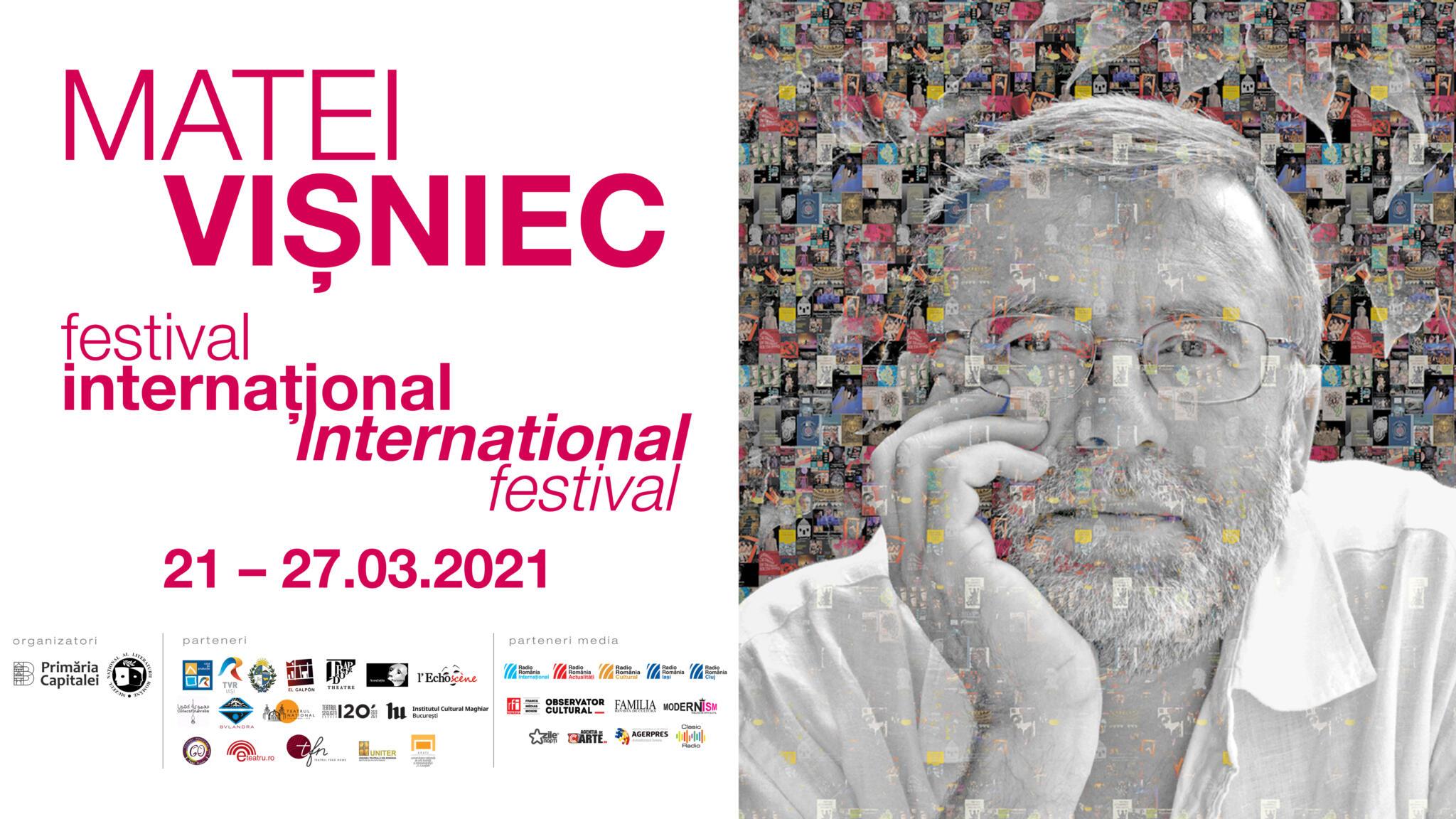 """Festivalul Internaţional """"Matei Vişniec"""""""