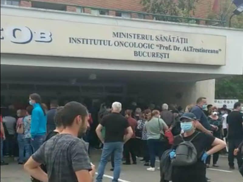 Institutul Oncologic Bucureşti