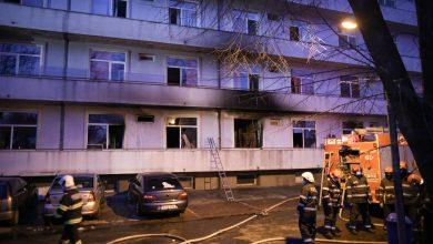 Photo of Premierul anunţă plângere la DNA după incendiul de la Matei Balş