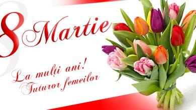 Photo of Mesaje de Ziua Femeii. Cum să îi spui soției, mamei sau iubitei cât mai original că o iubești