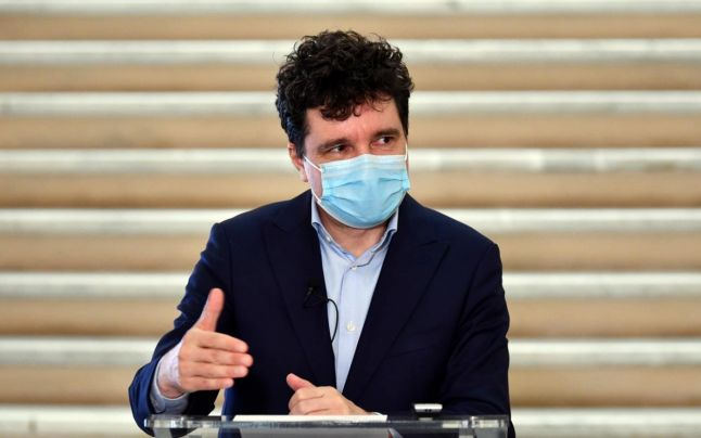 Nicușor Dan despre candidatura la prezidențiale