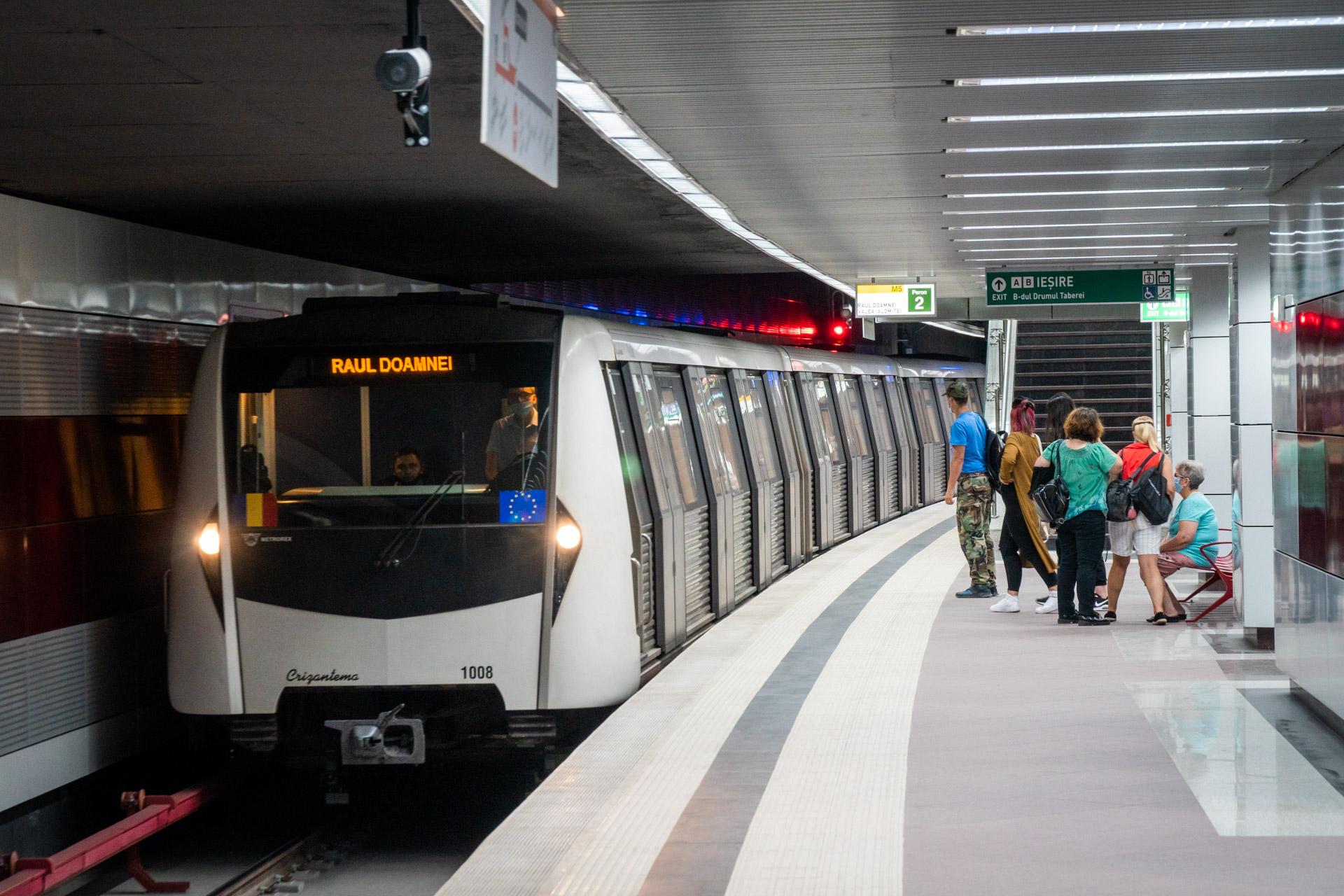 Noua conducere a Metrorex vrea înghețarea salariilor