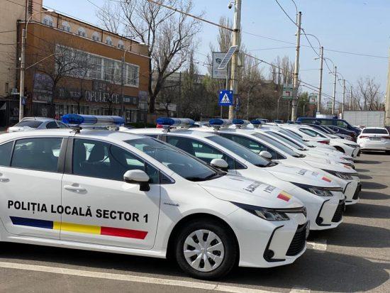 Polițiștii locali din Sectorul 1 vor restitui 2.000.000 de lei