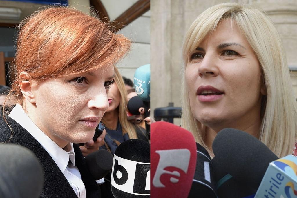 Sentințe pentru Elena Udrea și Ioana Băsescu