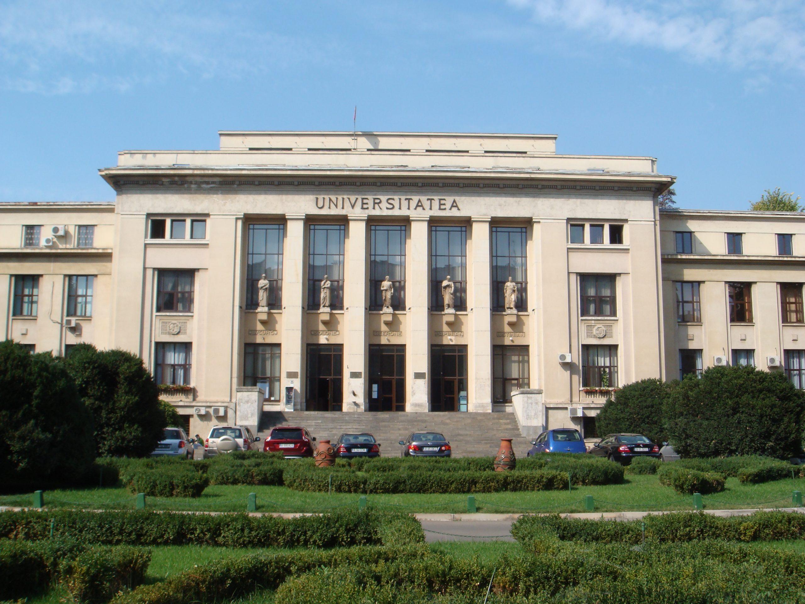 Solidarizare cu Universitatea din București