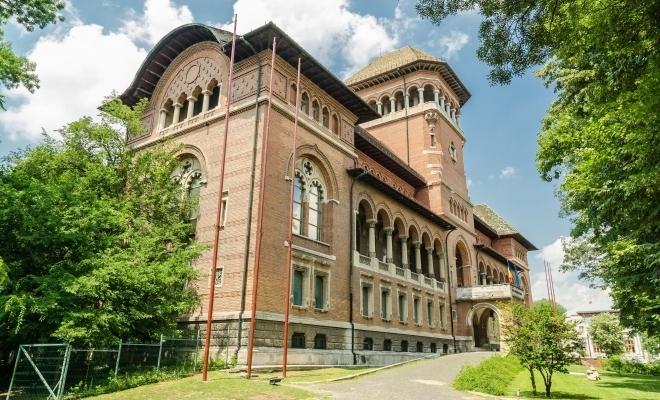 Spațiu de expoziţii nou deschis la Muzeul Naţional al Ţăranului Român