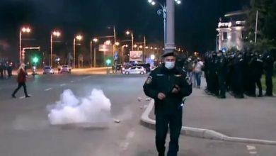 Photo of Sancțiuni după protestele din București de luni. 222 de amenzi aplicate, în valoare de peste 200.000 de lei