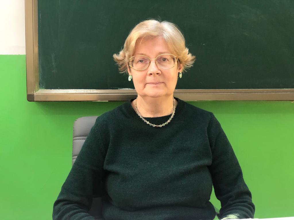 prof, dr, florina rogalski