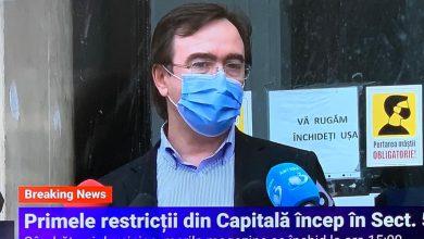 Photo of Decizia pentru București. Primele restricții se aplică în Sectorul 5