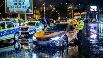 Photo of Amenzi în valoare de 23 000 lei date de Poliția Capitalei duminică noapte.Mai mulți șoferi depistați băuți la volan