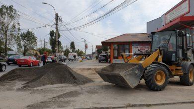 Photo of A început asfaltarea străzilor din Sectorul 5. Primăvara vine cu vești bune de la Piedone