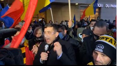 Photo of Protest în București. Parlamentarii AUR vor picheta marți Ministerul Energiei