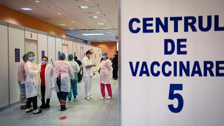171 de centre de vaccinare noi se deschid