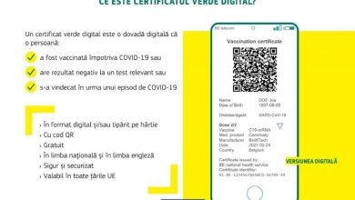 Photo of Pașaportul COVID. Răspunsuri despre adeverința electronică verde propusă de Comisia Europeană