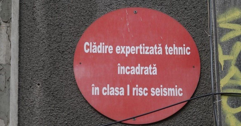Cladire incadrata in clasa I risc seismic