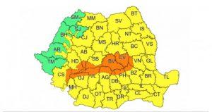Cod galben în București