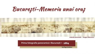 Photo of Expoziţie de fotografie despre istoria Bucureştiului, la Biblioteca Metropolitană