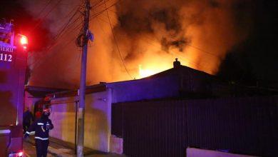 Photo of Incendiu în București. Intervenție cu 14 autospeciale ale pompierilor. Trei persoane au fost rănite