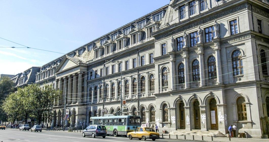 palatul universității