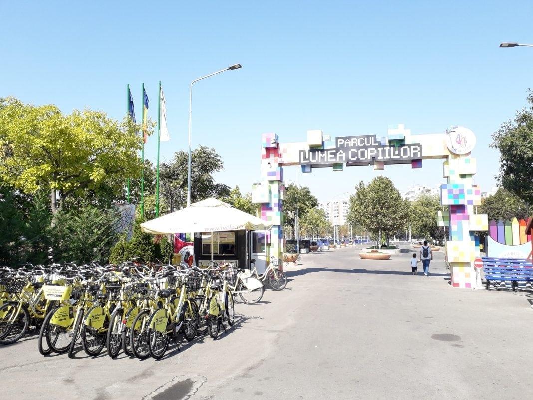 Parcul Lumea Copiilor din București se mărește