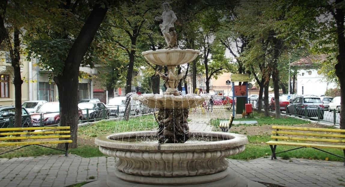 """Parcul """"Sfântul Ștefan"""", Sector 2, București"""