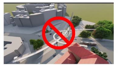 """Photo of Asociația Metrou Ușor nu încurajează planurile Primăriei Sectorului 4. Le consideră """"Niște măsuri incompetente"""""""
