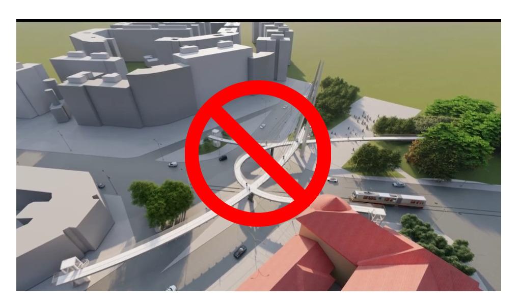 Asociația Metrou Ușor nu încurajează planurile Primăriei Sectorului 4