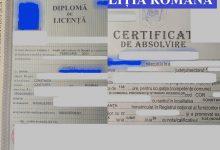 Photo of Cât mai costă diploma? Peste 200 de percheziții la falsificatori de diplome din București și alte 34 de județe