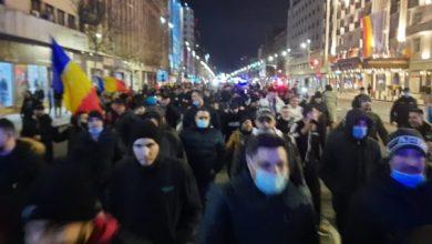 """Photo of Mesajul dur al Prefectului Capitalei după protestele de luni seară din București: """"Cei care au instigat la violență trebuie să plătească"""""""