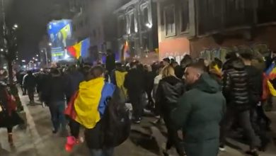 Photo of Zeci de percheziții organziate de Poliția Capitalei la persoane care au participat la protestele din București